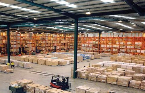 warehousing qatar